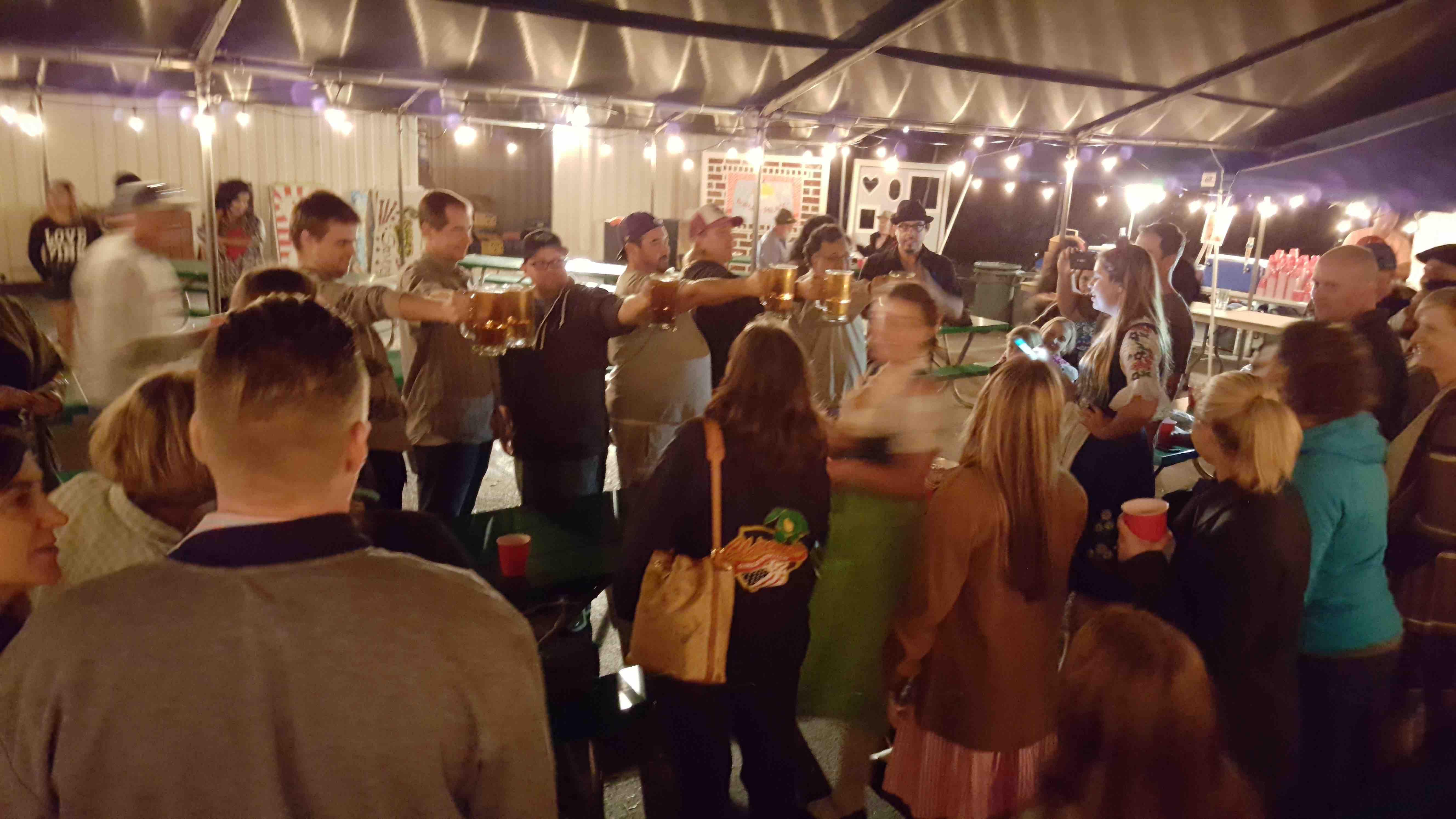 Oktoberfest at Fall Festival