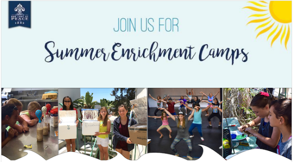 OLP Summer Enrichment Camps