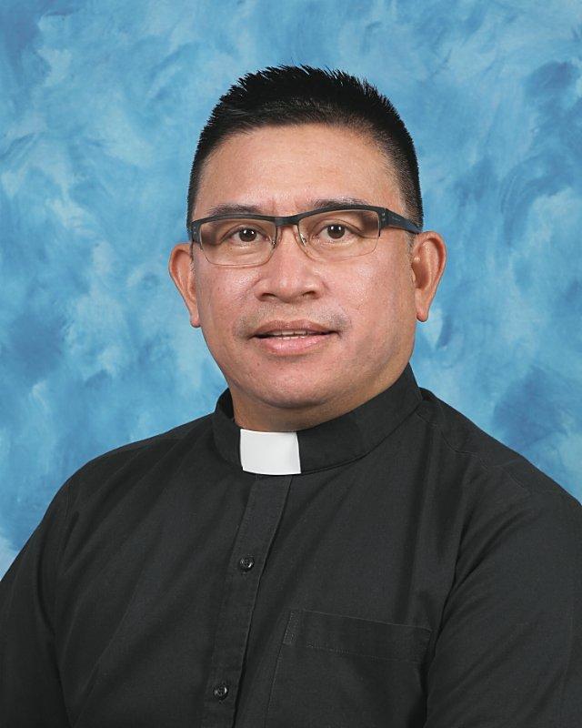 Fr. Rolando Gabutera : Pastor